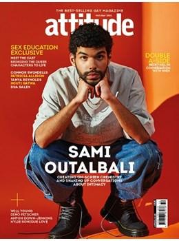 Attitude Issue 340 Sami Outalbali cover