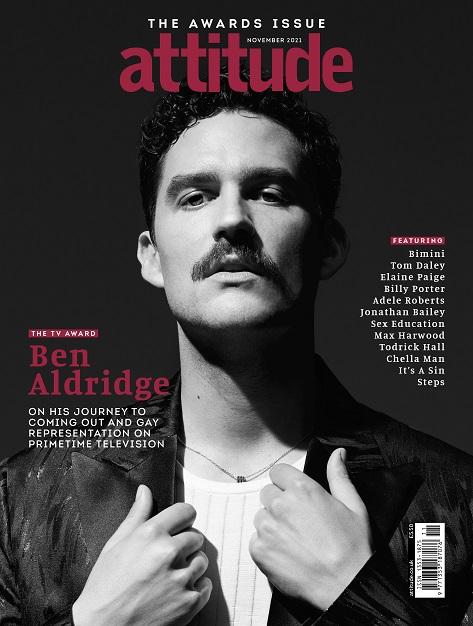 Attitude Issue 341 Ben Aldridge front cover