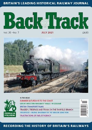 BackTrack Cover July 2021