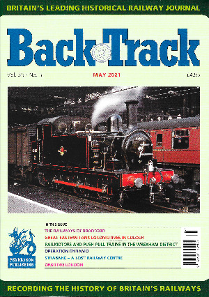 BackTrack Cover May 2021
