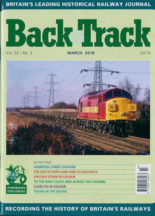 Backtrack - March 2018
