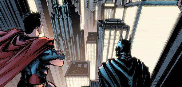 Batman Superman Brand Image