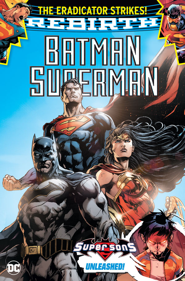 Batman Superman Subscription Offer