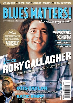 Blues Matters Issue 108
