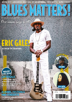 Blues Matters Issue 106