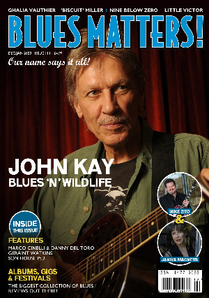 Blues Matters Issue 111