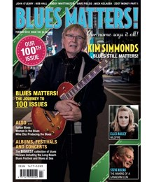 Blues Matters - 100th Issue
