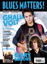 Blues Matters Issue 119 front cover