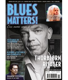 Blues Matters - Thorbjorn Risager