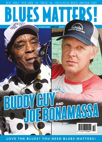 Blues Matters Oct/Nov 21 issue