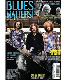 Blues Matters - Issue 88