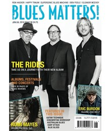 Blues Matters - Issue 90