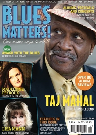 Blues Matters - Issue 93