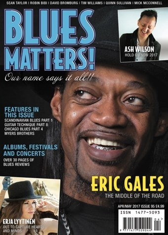 Blues Matters - issue 95