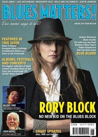 Blues Matters - Issue 96