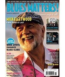 Blues Matters - Issue 98