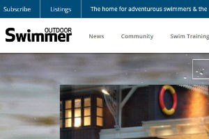 Screenshot of the Outdoor Swimmer Store Page