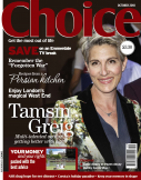 Choice October 18 front cover