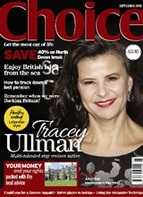 Choice front cover September 18