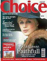 Choice August 2021 front cover