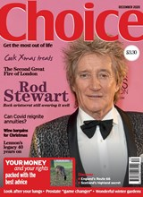 Choice December 2020 front cover