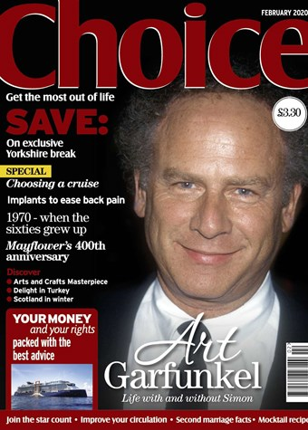 Choice February 2020 front cover
