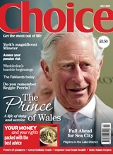 Choice July 2021 front cover