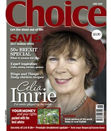 Choice June 2020 front cover