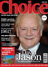 Choice March 2021 front cover