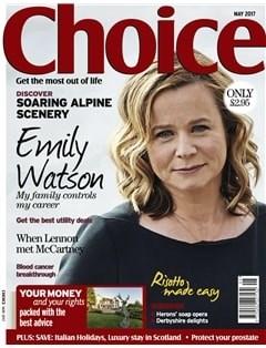 Choice - May 2017