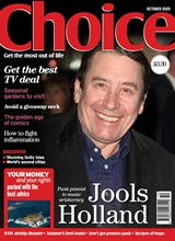 Choice October front cover 2020