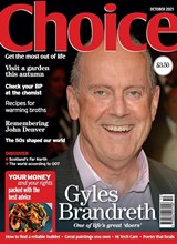 Choice October 2021 front cover