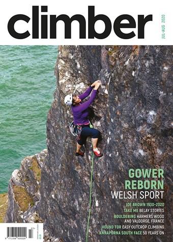 Climber-JULAUG20-frontcover