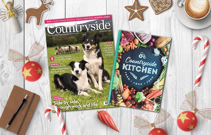 Countryside magazine social image 2021