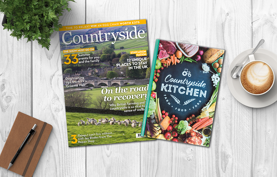 Countryside magazine social image