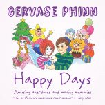 Front cover of Happy Days book