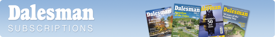 Dalesman Subscription Header