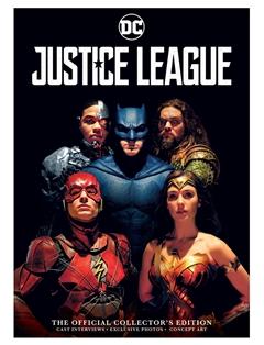 DC Justice League Official Collectors Edition