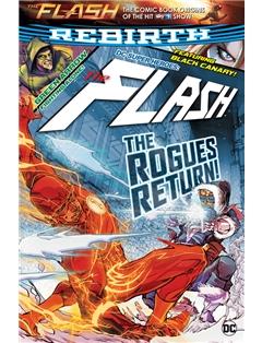 DC Superhero The Flash Back Issue
