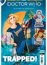 Doctor Who Tales From The Tardis Issue #2.5