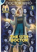 Doctor Who series 11 front cover