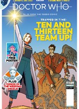 DoctorWho TFTT issue 31 Cover