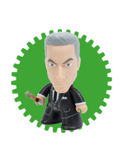 Free Gift: Doctor Who Figure