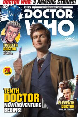Dr Who Tales From the Tardis Issue