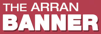 The Arran Banner logo