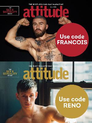 Attitude Issue 335 cover