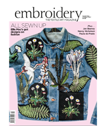 Embroidery Sep/Oct 17 cover