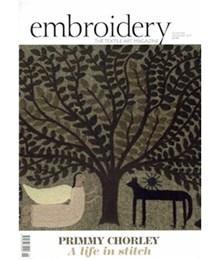 Embroidery Nov/Dec 17 cover
