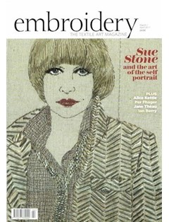 Embroidery March/April 17 cover