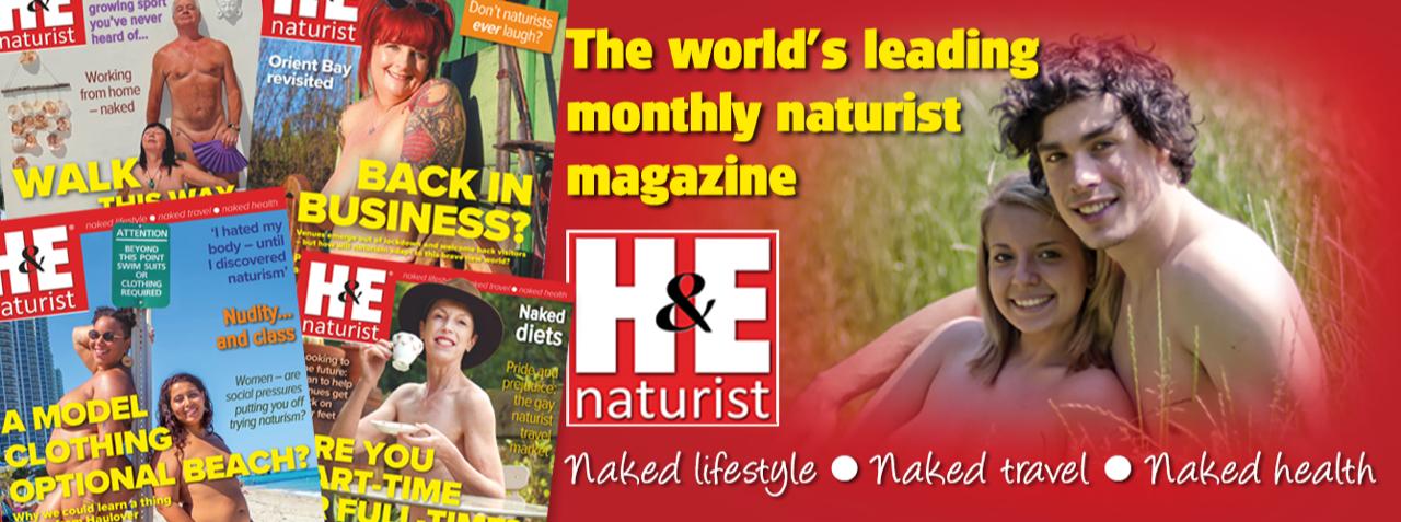 H&E Naturist cover